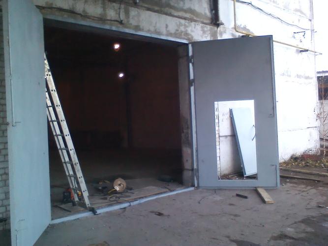 металлические двери авиамоторная
